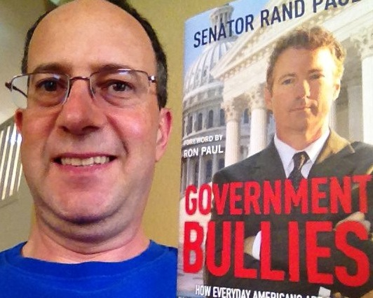 I Was So Excited About Government Bullies That Pre Ordered It On Amazon And Posted A Picture Facebook When Arrived