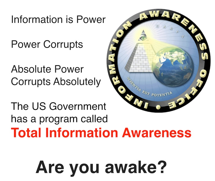 Total-Information-Awareness