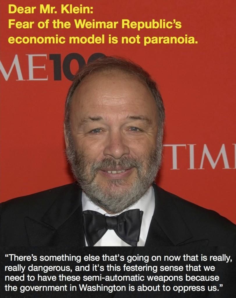Joe Klein - Paranoia